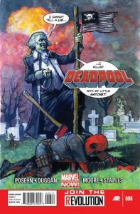 Deadpool #6 (2013)