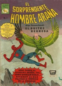 El Sorprendente Hombre Araña #7 (1963)