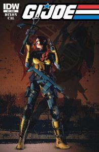 G.I. Joe #17 (2012)