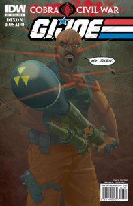 G.I. Joe #6 (2011)