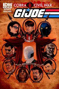 G.I. Joe #8 (2011)