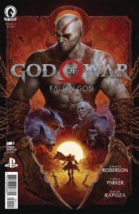 God of War: Fallen God #1 (2021)