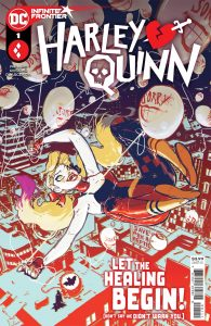 Harley Quinn #1 (2021)