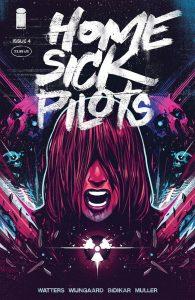 Home Sick Pilots #4 (2021)