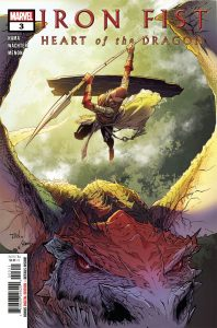 Iron Fist: Heart of the Dragon #3 (2021)