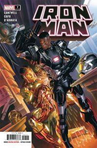 Iron Man #7 (2021)