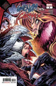 King In Black - Gwenom Vs Carnage #3