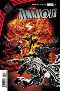 King In Black: Thunderbolts #3 (2021)