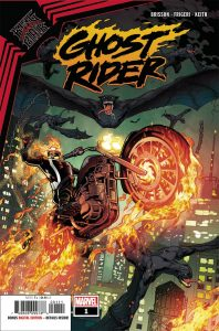 King in Black: Ghost Rider #1 (2021)