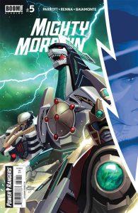 Mighty Morphin #5 (2021)