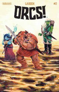 Orcs #2 (2021)