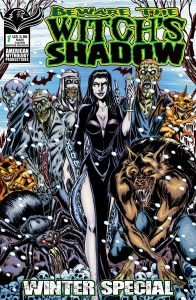 Beware the Witch`s Shadow: Happy New Fear #2