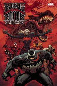 King In Black Handbook #1
