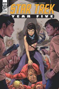 Star Trek: Year Five #19 (2021)