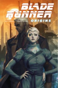Blade Runner: Origins #1 (2021)