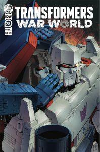 Transformers #28 (2021)