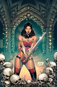 Grimm Fairy Tales #46 (2021)