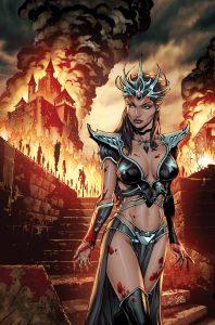 Myths & Legends Quarterly: Ares #3