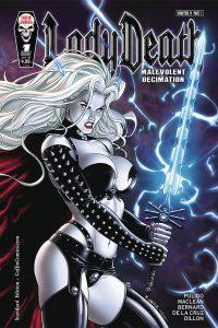 Lady Death: Malevolent Decimation #1 (2021)