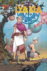 Book Of Lyaxia #1 (2021)