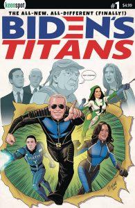 Biden's Titans #1 (2021)