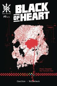 Black Of Heart #5 (2021)