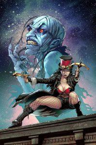 Van Helsing: Black Annis #1 (2021)