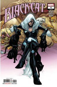 Black Cat #4 (2021)
