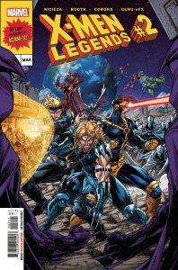 X-Men: Legends #2 (2021)
