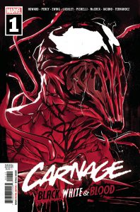 Carnage: Black White And Blood #1 (2021)