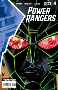 Power Rangers #5 (2021)