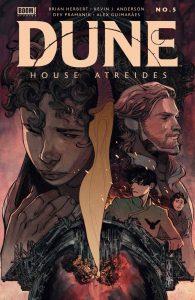 Dune: House Atreides #5 (2021)