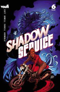 Shadow Service #6 (2021)