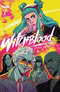 Witchblood #1 (2021)