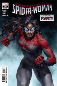Spider-Woman #10 (2021)