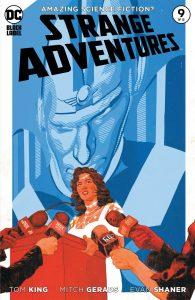 Strange Adventures #9 (2021)