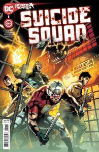 Suicide Squad #1 (2021)
