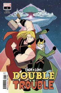 Thor & Loki Double Trouble #1 (2021)