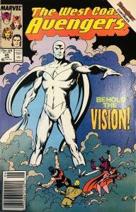 West Coast Avengers #45 (1989)