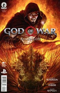 God of War: Fallen God #2 (2021)