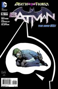 Batman #15 (2012)