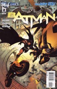 Batman #2 (2011)
