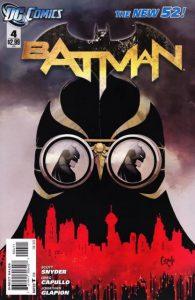 Batman #4 (2011)