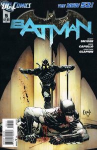 Batman #5 (2012)