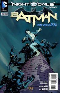 Batman #8 (2012)