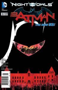 Batman #9 (2012)