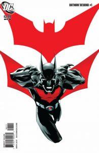 Batman Beyond #1 (2011)