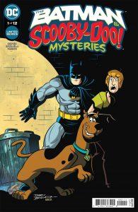 Batman & Scooby-Doo Mysteries #1 (2021)