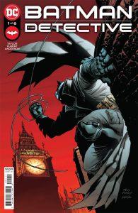 Batman: The Detective #1 (2021)