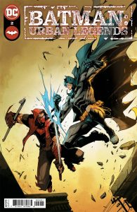 Batman: Urban Legends #2 (2021)